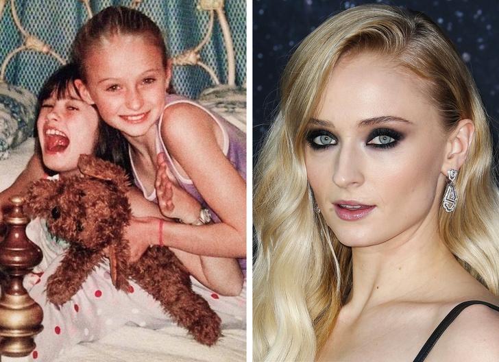 Ngắm ảnh độc thời thơ ấu của những ngôi sao Hollywood-10
