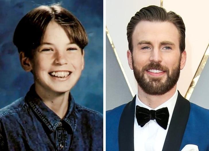 Ngắm ảnh độc thời thơ ấu của những ngôi sao Hollywood-4