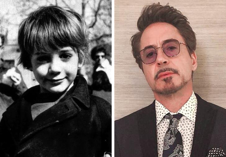 Ngắm ảnh độc thời thơ ấu của những ngôi sao Hollywood-6