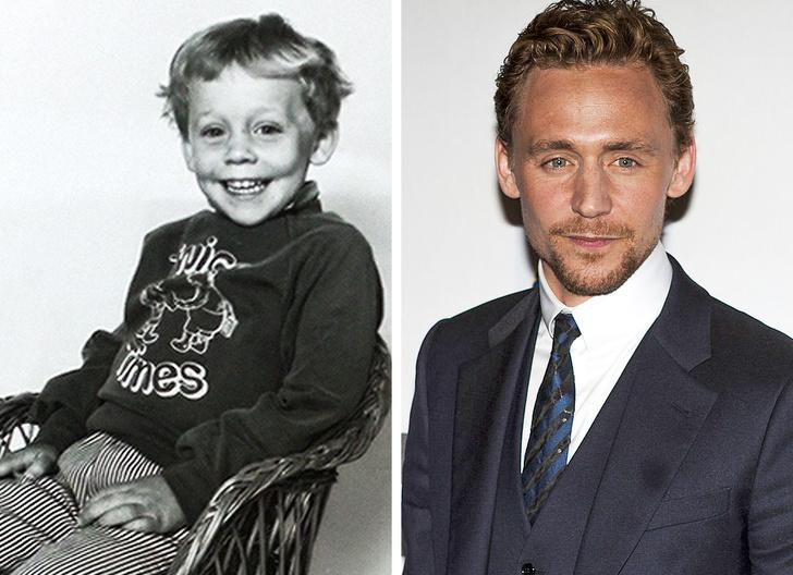 Ngắm ảnh độc thời thơ ấu của những ngôi sao Hollywood-8