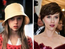 Ngắm ảnh 'độc' thời thơ ấu của những ngôi sao Hollywood