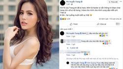 'Thánh nữ Mì Gõ' Phi Huyền Trang đăng status lạ: 'Ai cần đoạn chat thì inbox, mình cung cấp miễn phí'?