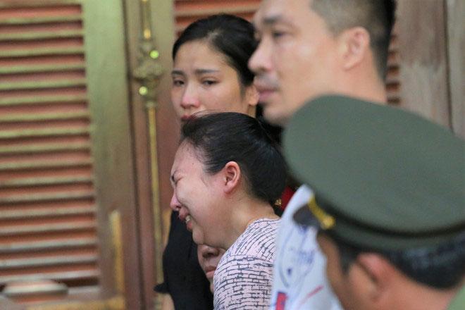 Hot girl Ngọc Miu nước mắt ròng ròng khi đối mặt 20 năm tù, trùm ma túy Văn Kính Dương bị đề nghị án tử-9