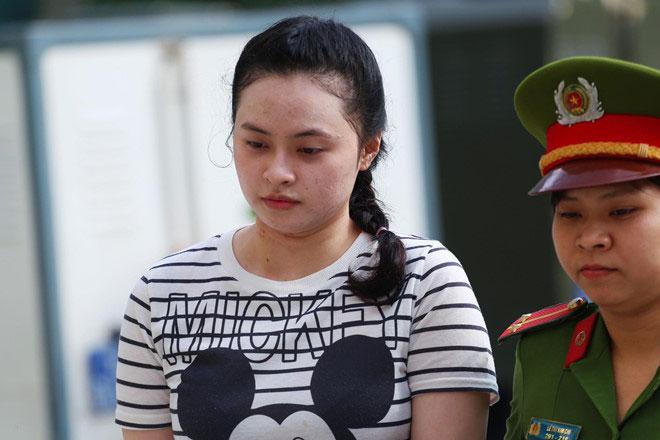 Hot girl Ngọc Miu nước mắt ròng ròng khi đối mặt 20 năm tù, trùm ma túy Văn Kính Dương bị đề nghị án tử-2