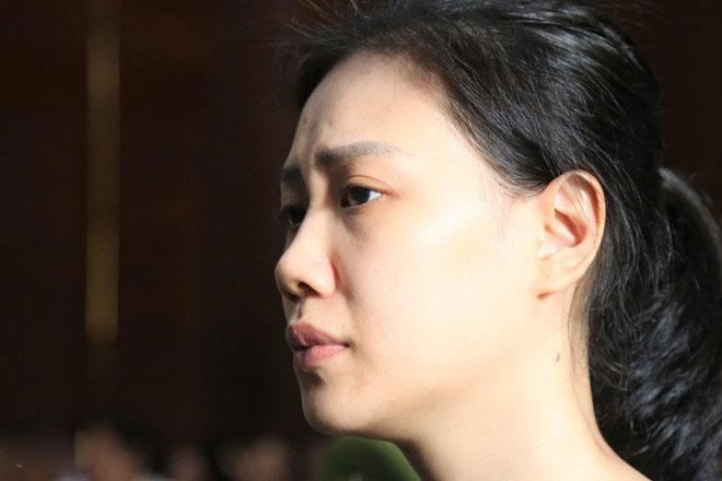 Hot girl Ngọc Miu nước mắt ròng ròng khi đối mặt 20 năm tù, trùm ma túy Văn Kính Dương bị đề nghị án tử-10