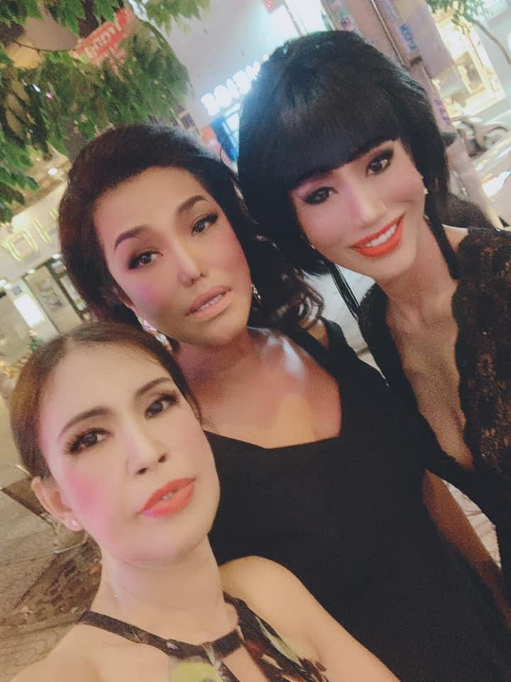 Người đẹp công khai chuyển giới đầu tiên ở Việt Nam: Sống vui tuổi trung niên nhưng chưa bao giờ nguôi ngoai về người chồng quá cố-6