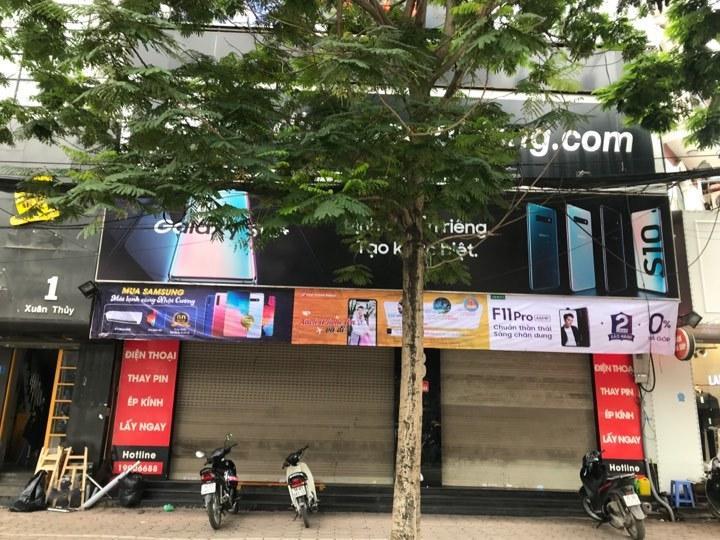 NÓNG: Chuỗi cửa hàng điện thoại của Nhật Cường Mobile bị khám xét, nhiều địa điểm đã đóng cửa-5