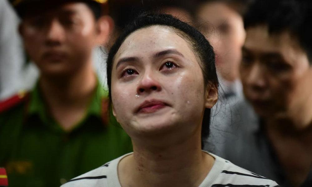 Hot girl Ngọc Miu nước mắt ròng ròng khi đối mặt 20 năm tù, trùm ma túy Văn Kính Dương bị đề nghị án tử-5