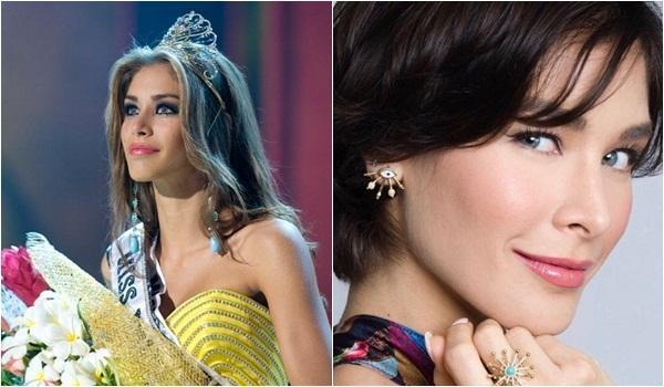 Bản tin Hoa hậu Hoàn vũ 9/5: Cố nhân 7 năm không gặp của Diễm Hương phơi ngực trần quá táo bạo-6