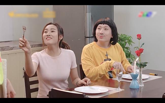 Sợ Diệu Nhi xin ăn, Lee Kwang Soo phiên bản Việt phải nuốt vội đến mắc nghẹn-3