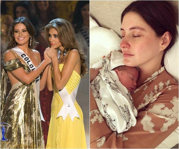 Bản tin Hoa hậu Hoàn vũ 9/5: Cố nhân 7 năm không gặp của Diễm Hương phơi ngực trần quá táo bạo-7