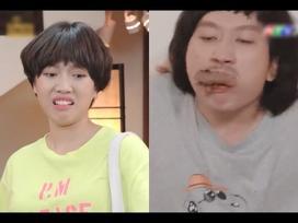 Sợ Diệu Nhi xin ăn, Lee Kwang Soo phiên bản Việt phải nuốt vội đến mắc nghẹn