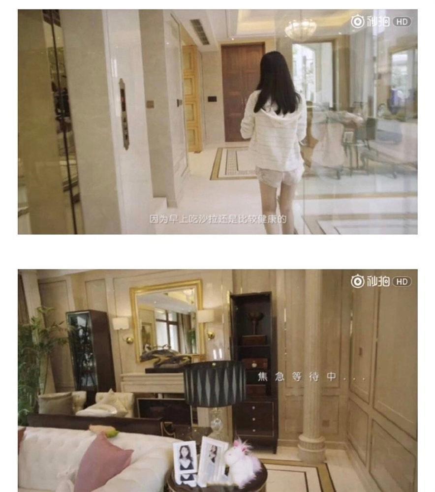 Gia thế khủng của bạn gái tin đồn Dương Dương: Sống trong biệt thự nghìn tỷ, mua sắm toàn hàng hiệu-7