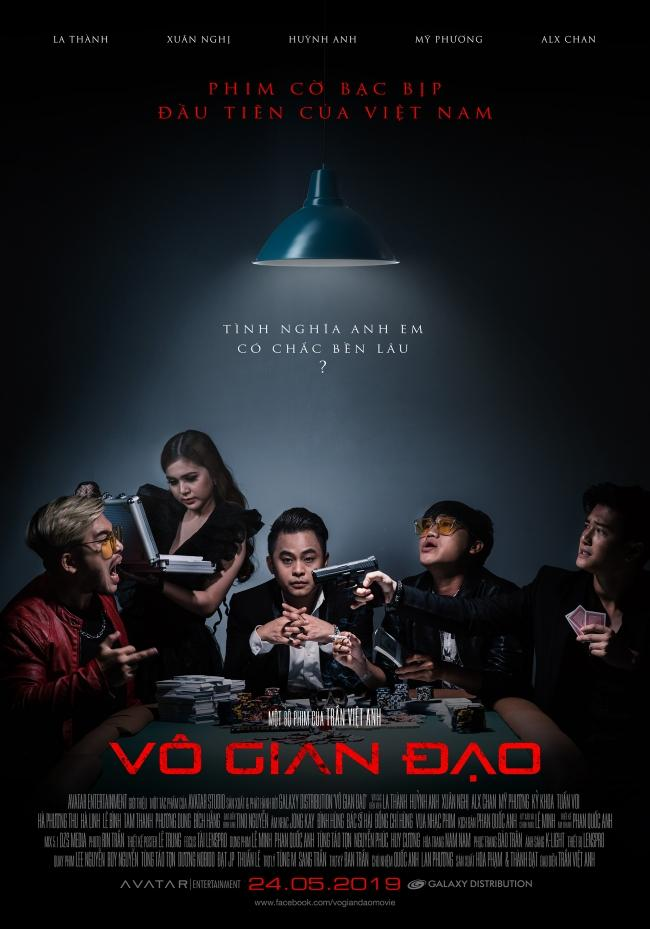 Phim cờ bạc bịp đầu tiên của Việt Nam tung trailer sặc mùi đánh đấm Hong Kong-10