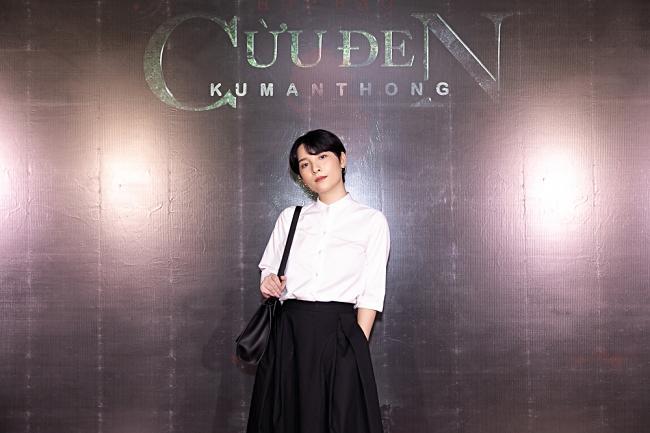 Quay phim về Kumanthong, Tú Hảo gặp hiện tượng kỳ lạ đến nỗi phải bỏ diễn-10