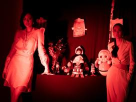 Quay phim về Kumanthong, Tú Hảo gặp hiện tượng kỳ lạ đến nỗi phải bỏ diễn