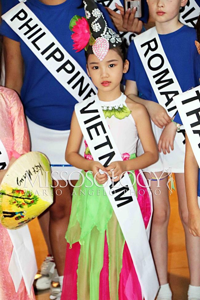 Đại diện Việt Nam đăng quang Hoa hậu Hoàn vũ nhí thế giới 2019-2