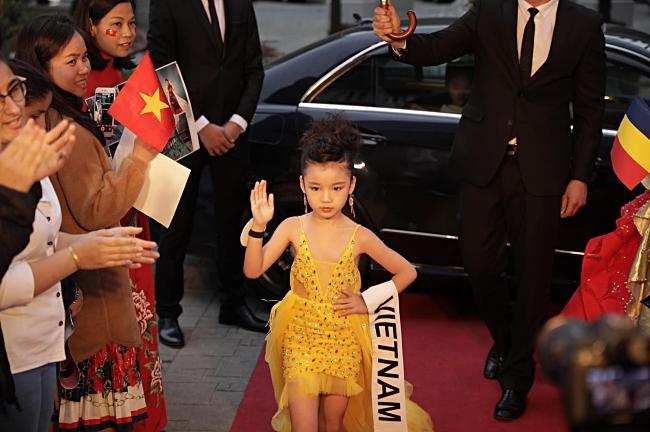 Đại diện Việt Nam đăng quang Hoa hậu Hoàn vũ nhí thế giới 2019-4