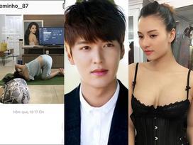 Hồng Quế - Nam Em cuồng si Lee Min Ho: Người tỏ tình chừng mực, kẻ bị 'dội bom' vì gửi ảnh phản cảm cho nam thần