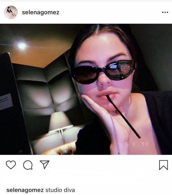 Hình ảnh Selena Gomez trở lại phòng thu và 1.001 tin đồn phán đoán cho sự tái xuất của cô nàng-1