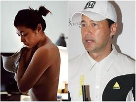 Tài tử Hong Kong xấu hổ vì con gái đăng ảnh khỏa thân trên mạng