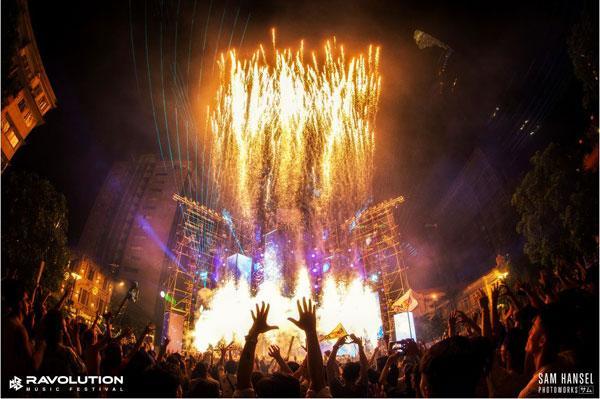 Dự lễ hội EDM lớn nhất hè này cùng Yamaha-3
