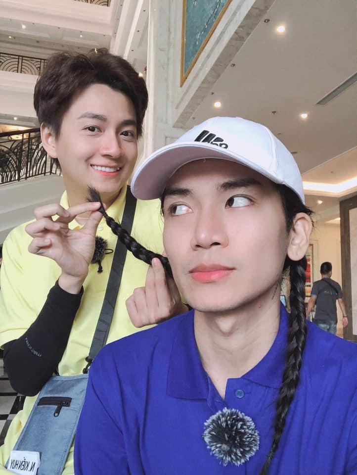 Sau tuyên bố là vợ chồng, Ngô Kiến Huy và BB Trần lại gây sốt với ảnh tình tứ làm đẹp cho nhau-8