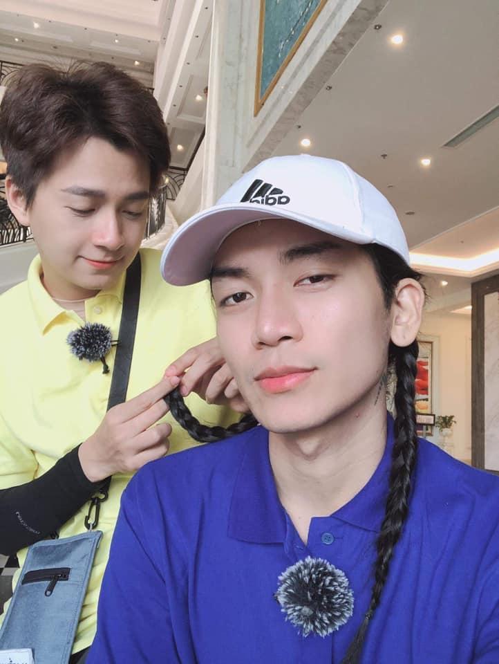 Sau tuyên bố là vợ chồng, Ngô Kiến Huy và BB Trần lại gây sốt với ảnh tình tứ làm đẹp cho nhau-7