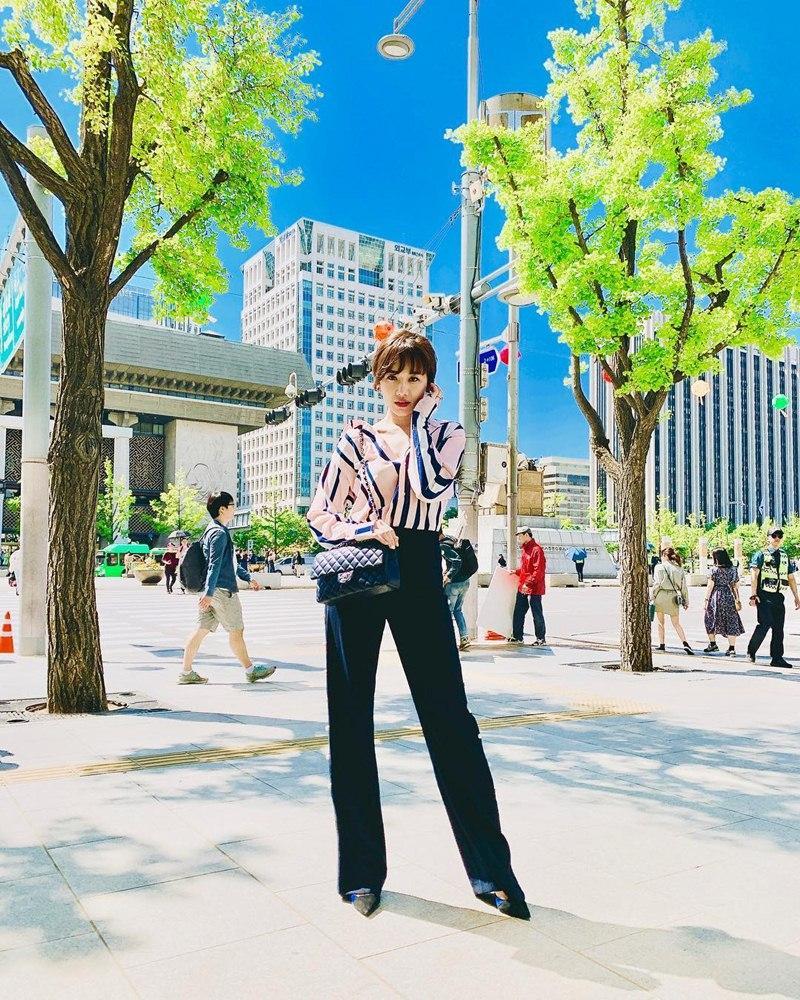 Chán style cool ngầu, Sơn Tùng - Lan Khuê rủ nhau đối gió với phong cách du mục phóng khoáng nổi bật nhất STREET STYLE tuần qua-10