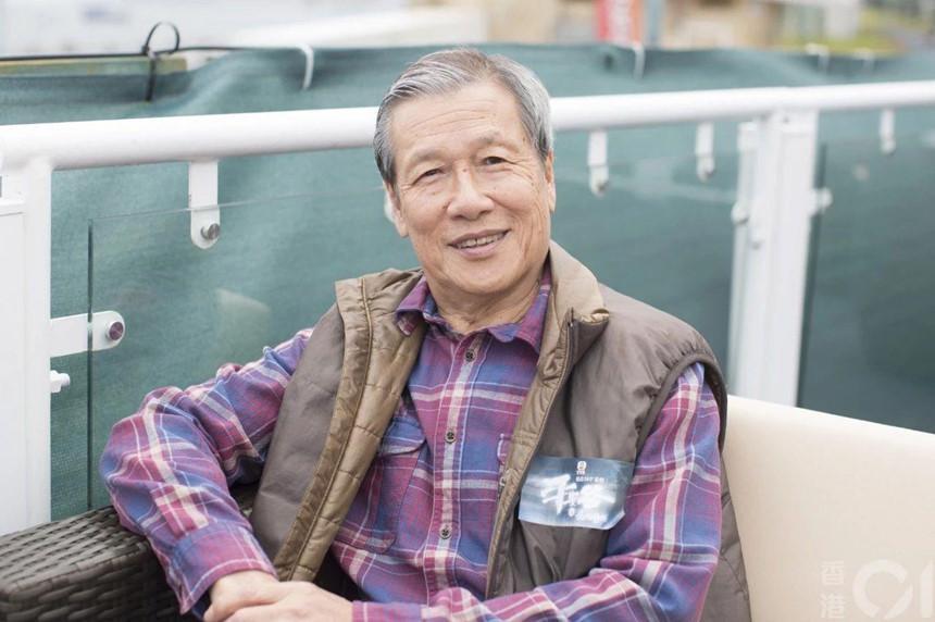 Các diễn viên TVB ở tuổi xưa nay hiếm vẫn lăn lộn ở phim trường-8
