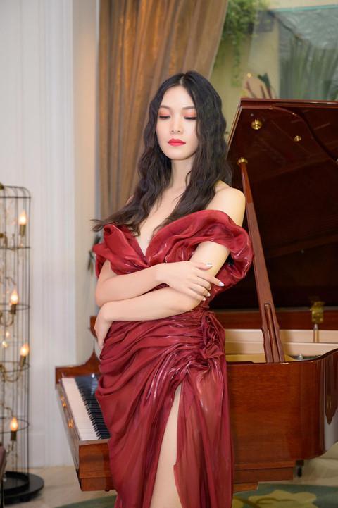 Hoa hậu Thùy Dung: Tôi đau về thể xác, tinh thần vì người yêu quá ghen tuông-2