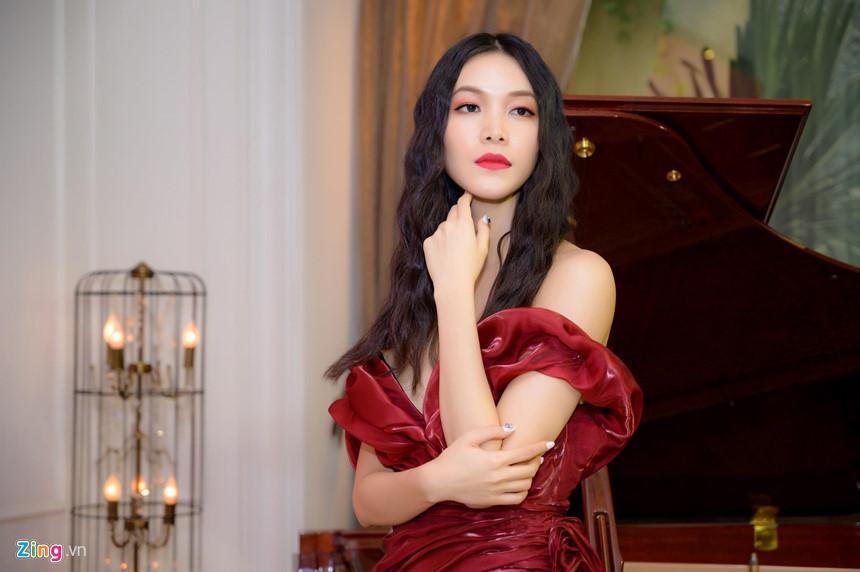 Hoa hậu Thùy Dung: Tôi đau về thể xác, tinh thần vì người yêu quá ghen tuông-4