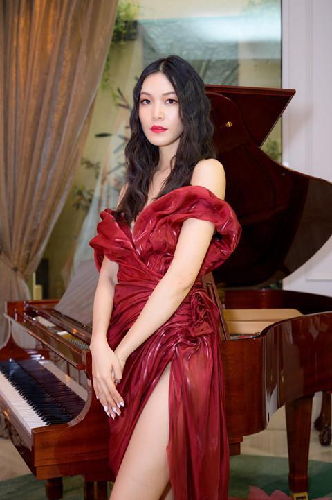 Hoa hậu Thùy Dung: Tôi đau về thể xác, tinh thần vì người yêu quá ghen tuông-5