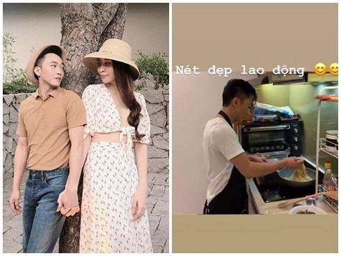 Cường Đô La thay đổi ngoạn mục khi kết đôi với Đàm Thu Trang
