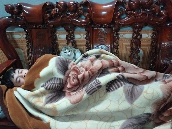 Vợ bất lực nhìn chồng ngủ với kẻ thứ ba nhưng khi bồ nhí lộ diện thì ai cũng phì cười-3