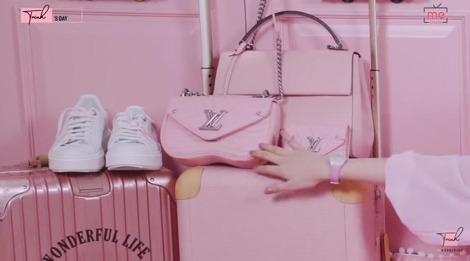 Chịu chơi như Ngọc Trinh: Sở hữu khối hàng hiệu màu hồng như trung tâm thương mại trị giá đến 7 tỷ đồng-6