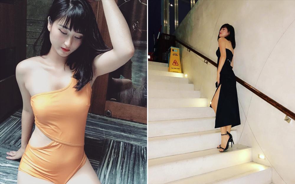 Nàng WAG Việt nào chuộng phong cách ăn mặc sexy, quyến rũ?-4