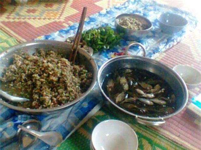 Sơn La có món cá nhảy tanh tách trong miệng, nhiều người dè chừng-4
