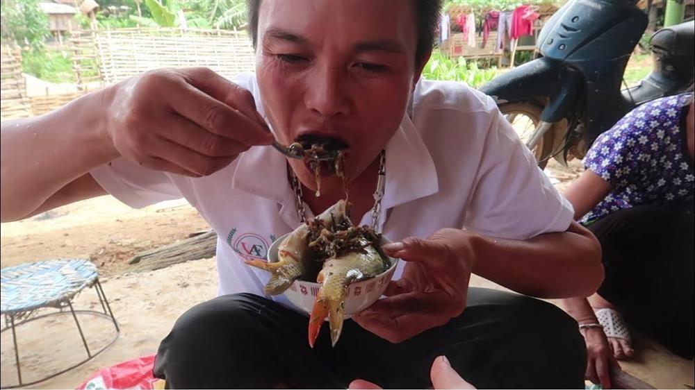Sơn La có món cá nhảy tanh tách trong miệng, nhiều người dè chừng-5