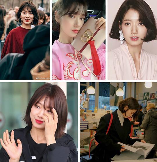 Park Shin Hye trẻ trung khác lạ khi biến hóa với tóc màu nổi-6