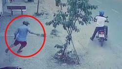 Clip: Rủ nhau đi ăn trộm, bị phát hiện đồng đội bỏ chạy mất hút