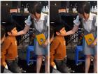 Giữa tin đồn mang thai, Hari Won trổ tài dỗ dành con nít không khác gì mẹ bỉm sữa thực thụ