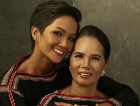 Bản tin Hoa hậu Hoàn vũ 11/5: Bất ngờ trước dung nhan lột xác của mẹ H'Hen Niê