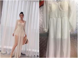 Thảm họa mua hàng online: mua đầm trắng sương sương mà nhận về trang phục y hệt 'mẹ ma than khóc'