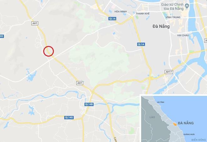 Tai nạn liên hoàn ở đường tránh tại Đà Nẵng, giao thông tê liệt-2