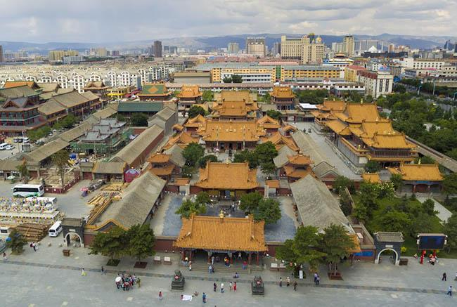 Những địa danh chưa bao giờ hết hot ở Trung Quốc-1