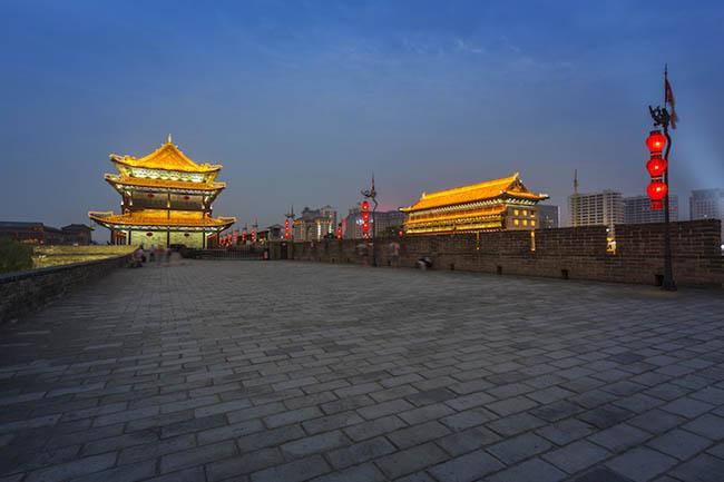 Những địa danh chưa bao giờ hết hot ở Trung Quốc-8