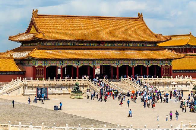 Những địa danh chưa bao giờ hết hot ở Trung Quốc-10
