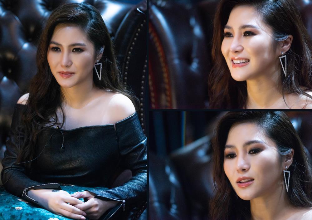 Hương Tràm: Chú Hoài Linh đưa một viên thuốc ngủ, tôi không dám uống-3