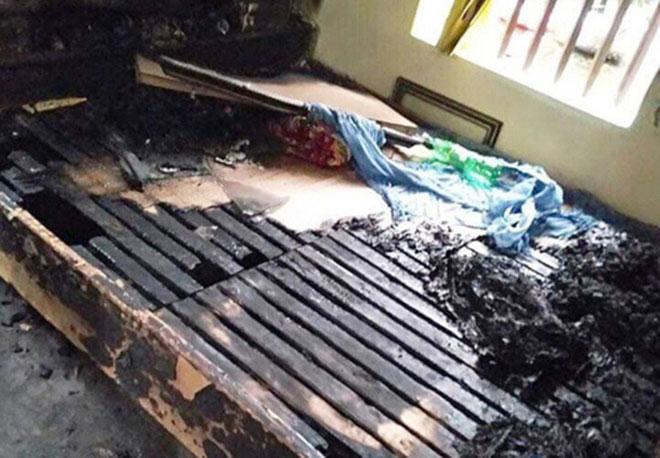 Người mẹ bị con gái ruột tưới xăng châm lửa đốt ở Hà Nam đã tử vong-2